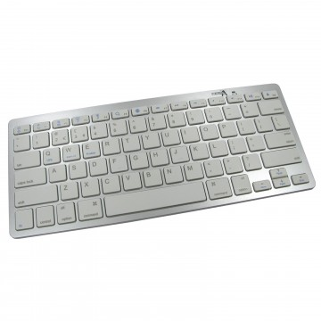 Bluetooth Keyboard Ultra Slim Androids Mobiles or Tablets 10m...