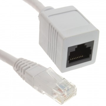 Network CAT5e-CCA UTP Ethernet RJ45 Extension Male/Female...