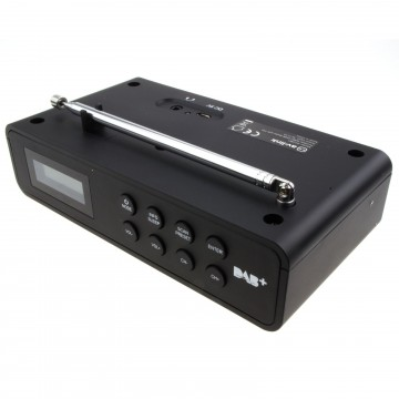 Portable Rechargeable DAB+ and FM...