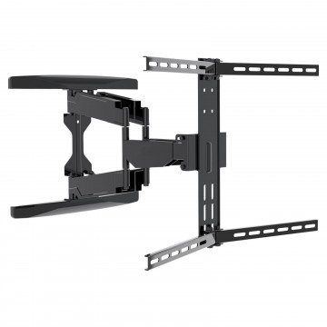 CURVED TV Dual Arm Pivot Tilt and Swivel Wall Bracket...