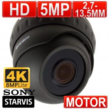 encam Motorised Auto Focus CCTV AHD Sony Starvis 5MP/4K Lite...