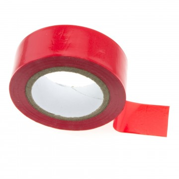 PVC Electrical Wire Insulation/Insulating Tape 19mm x 8m Red
