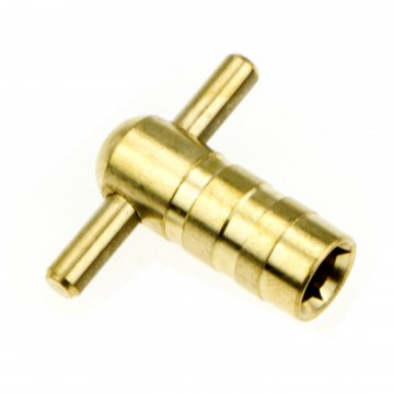 Radiator Key Tool for Bleeding Radiators Durable Metal Body