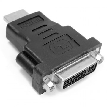 High Spec DVI-D Socket 24+1 pin to Digital HDMI Plug Converter...