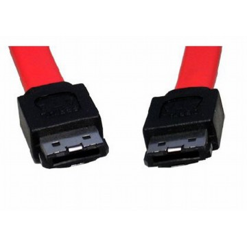 eSATA Serial External Shielded Cable 1m