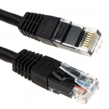 Ethernet Network Cable Cat6 GIGABIT RJ45 COPPER Internet Patch...