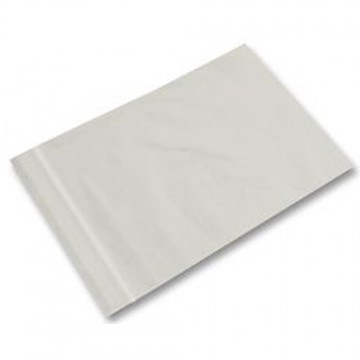 Clear Polythene Plastic Resealable Snapseal Bags  90 x 115mm (100 Pack)