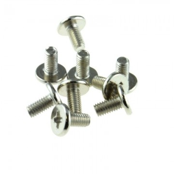 2.7mm x 5.6mm PC Cases & Mounting Bay or PC Screws [10 Pack]