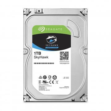 Seagate SKYHAWK Surveilance 3.5 SATA Hard Drive HDD for CCTV 1TB