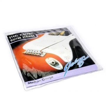 Set Of 6 High Quality Medium Gauge Electric Guitar Strings