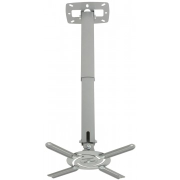 Universal Adjustable Projector Ceiling Mount with Extendable Pole 8kg