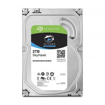 Seagate SKYHAWK Surveilance 3.5 SATA Hard Drive HDD for CCTV 2TB