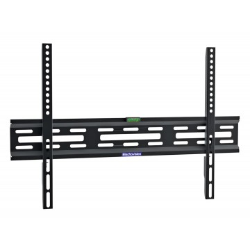 Universal Fixed TV Mounting Bracket 23mm Profile 32-65 TVs Max 50kg