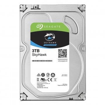 Seagate SKYHAWK Surveilance 3.5 SATA Hard Drive HDD for CCTV 3TB
