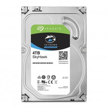 Seagate SKYHAWK Surveilance 3.5 SATA Hard Drive HDD for CCTV 4TB