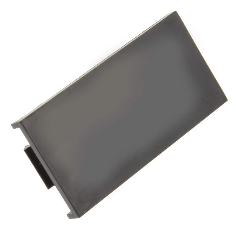 Euro Mod Blanks 50mm 25mm Blanking Plate/Insert for Face Plates BLACK