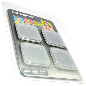 Memory Card Robust Storage Cases for SD & SDHC Data Cards