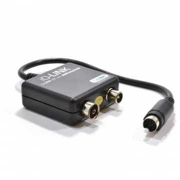 IO Link Port Output to RF Converter for Sky HD Receivers Adapter