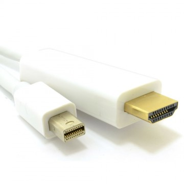 Mini DisplayPort/Thunderbolt to HDMI Cable Mac to TV...